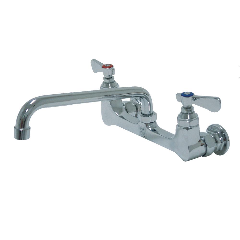 """Advance Tabco K-112 Faucet - Splash Mount, 12"""" Spout"""