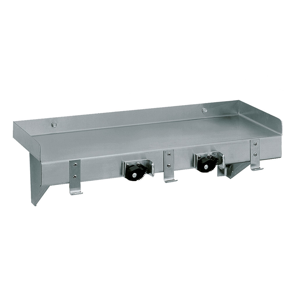 Advance Tabco K-245 Utility Shelf - 8x24