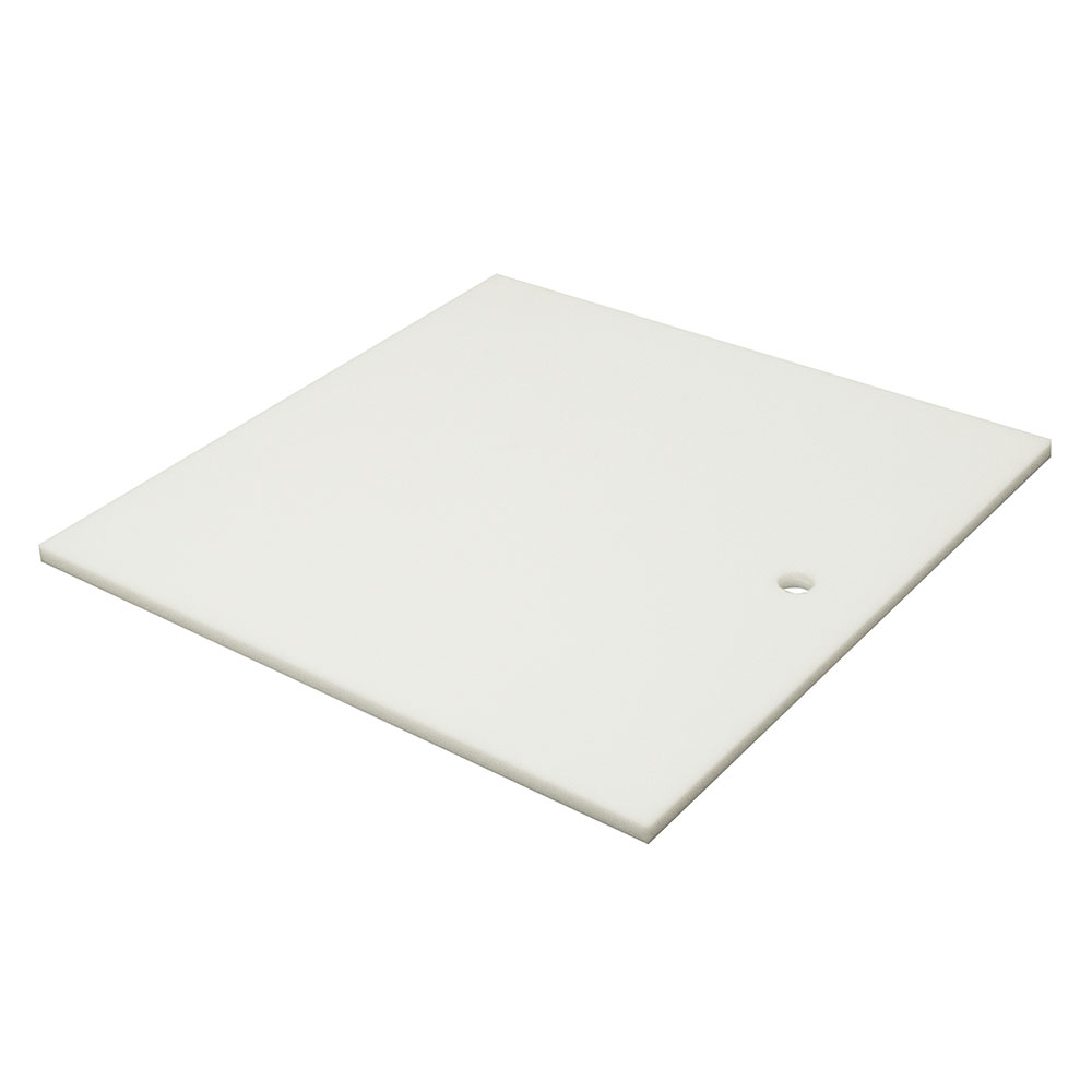 "Advance Tabco K-2F Sink Cover, 24x24"", Poly-Vance"