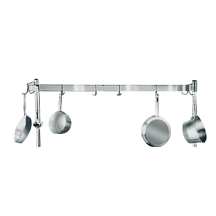 Advance Tabco K-499 Pot Rack, Stainless Steel