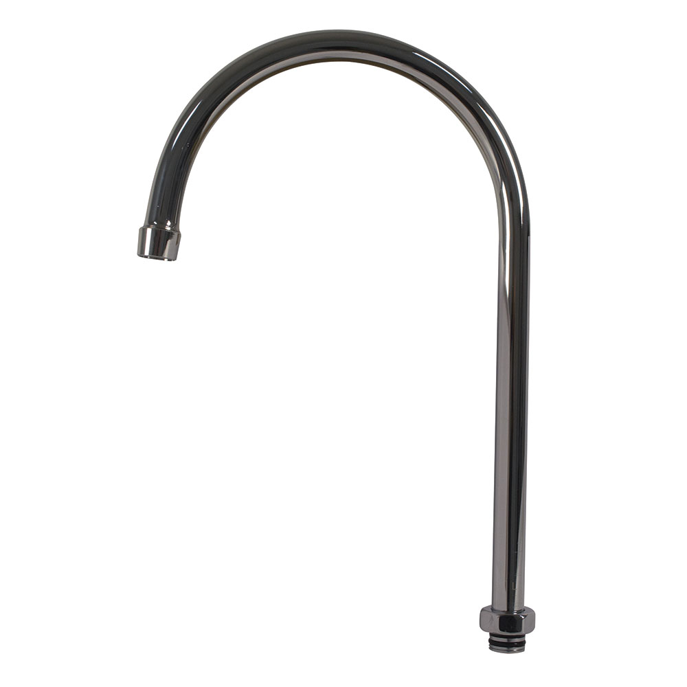 "Advance Tabco K-55SP Replacement Gooseneck Spout for K-55 Faucet, 8.5"" Reach"