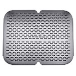 Advance Tabco K-610 Perforated Strainer Plate, S/S, Removable, Fits Advance Tabco Sinks ONLY