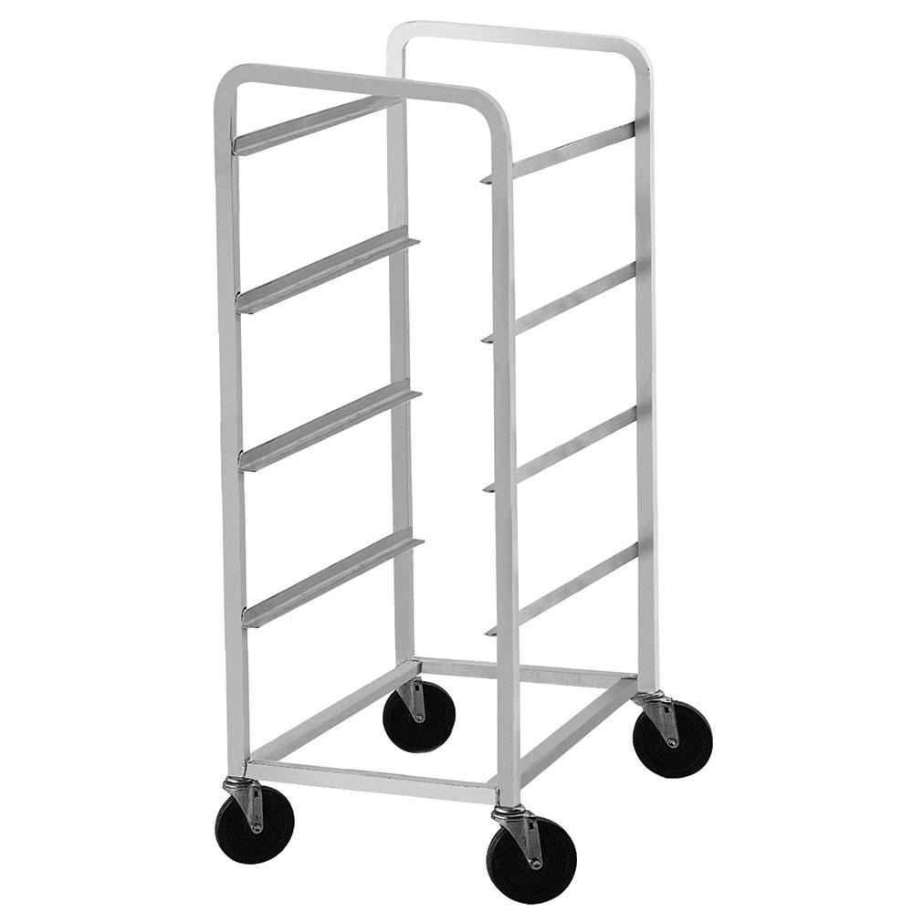 Advance Tabco LR2 Lug Cart, Full Height, Open Sides, Welded Aluminum, Holds 2 Lug