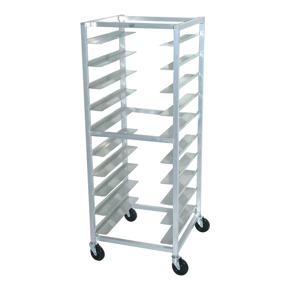 Advance Tabco OT20-3 Mobile Rack - (20) Tray Capacity, Full Height, Aluminum
