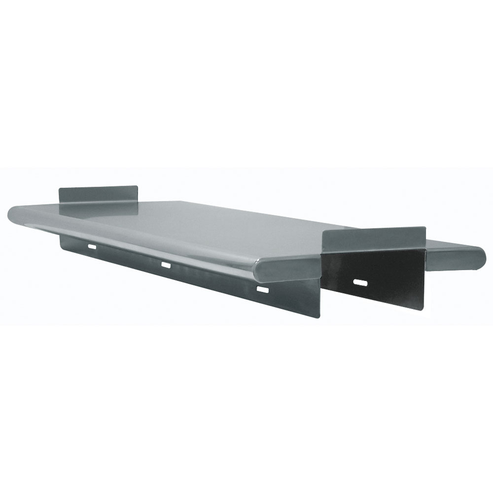 Advance Tabco PA-18-48 Pass-Thru Stainless Shelf - 18x48