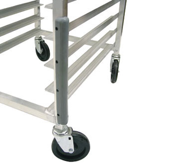 Advance Tabco RA-24 Pan Rack Bumpers, Vertical (Factory Installed Only)