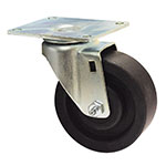"Advance Tabco RA-40 4"" Plate Caster w/ Grease Fitting"