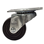 "Advance Tabco RA-50 Bun Pan Dolly Caster, 3"" Diameter"