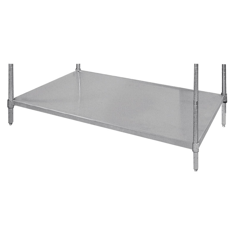 Advance Tabco SH-2424 Stainless Wire Shelf - 24x24""