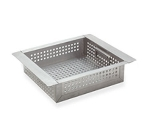 "Advance Tabco A-17 10"" Perforated Basket for All Hand Sinks"