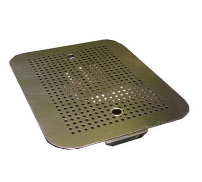 Advance Tabco A-1 Perforated Cover For All Sink Bowls