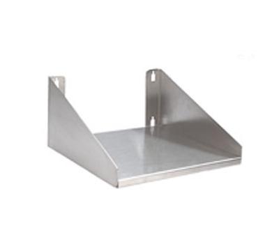 "Advance Tabco A-24 8"" Blender Shelf w/ Duplex Outlet"