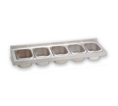 Advance Tabco A-8 Condiment Rack For Slimline Challenger Series