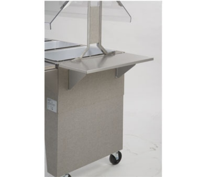 Advance Tabco BES-2 End Shelf, Stainless