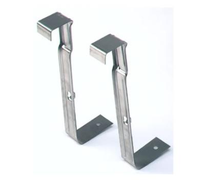 Advance Tabco PR-STRAP-X 2-Strap Hangers, Stainless