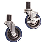 Advance Tabco TA-255 Casters, Heavy Duty