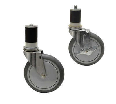 Advance Tabco TA-25C X.H.D. Urethane Wheels, for TA25A/TA25 Casters (per caster)
