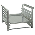 Advance Tabco TA-44 Aluminum Pan Rack, Slides Mount on Table