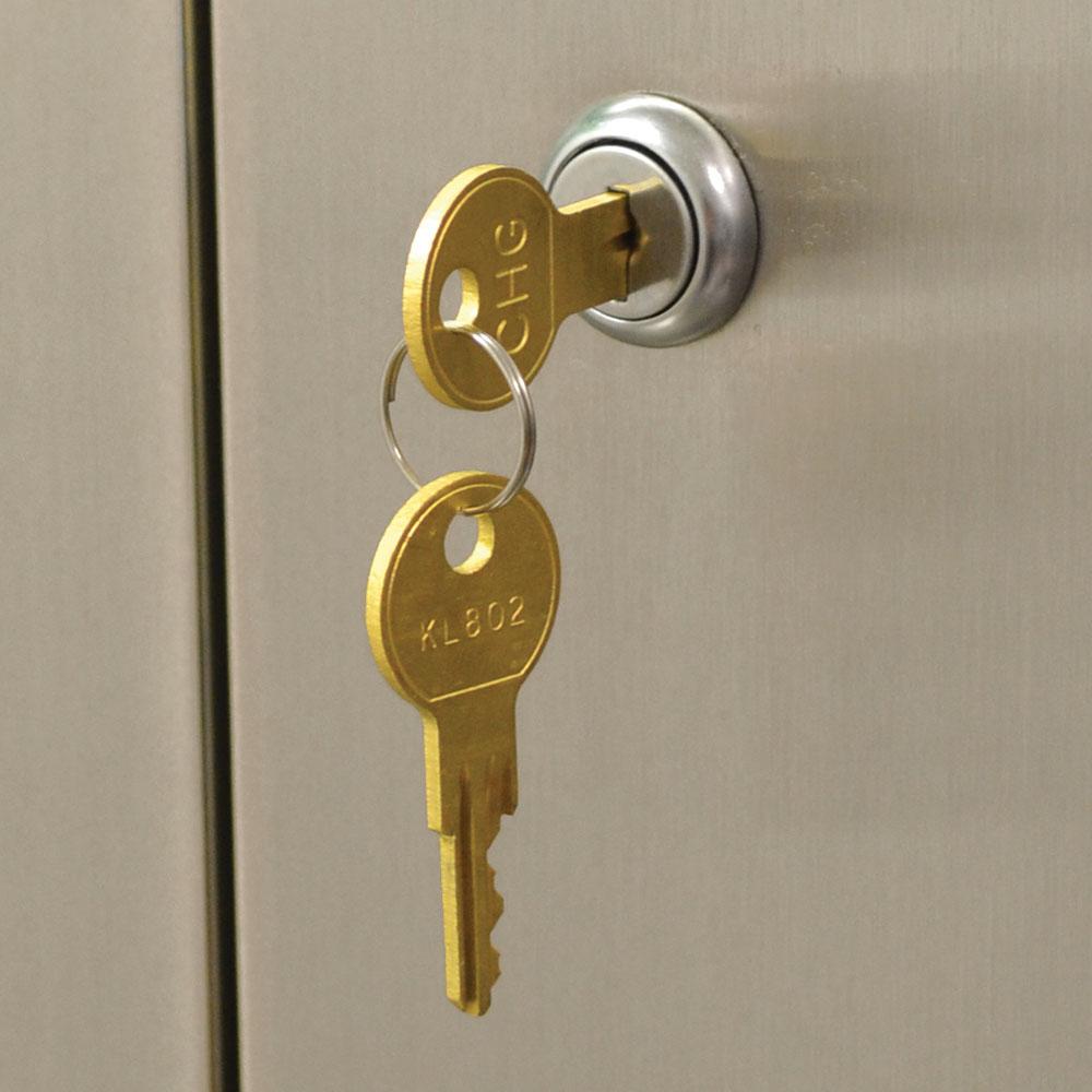 Advance Tabco TA-46 Door Lock - For Sliding Doors
