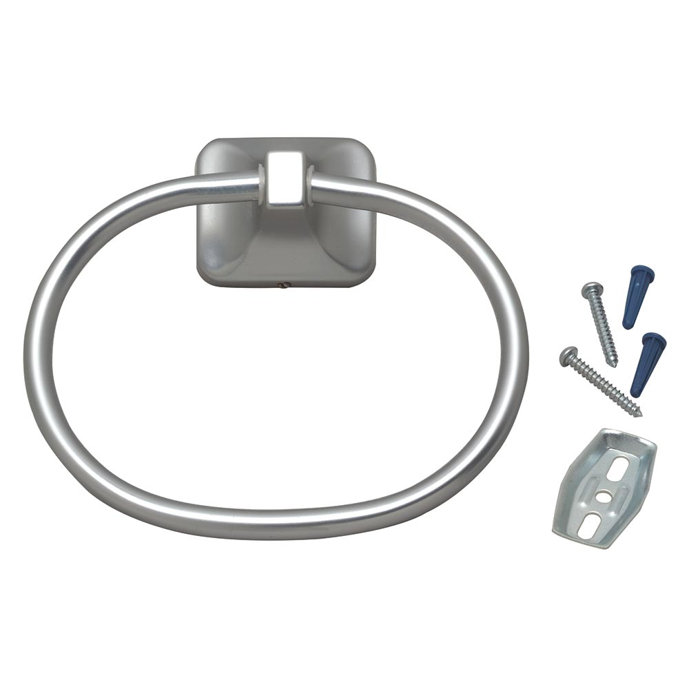 Advance Tabco A-15 Loose Towel Ring, Chrome