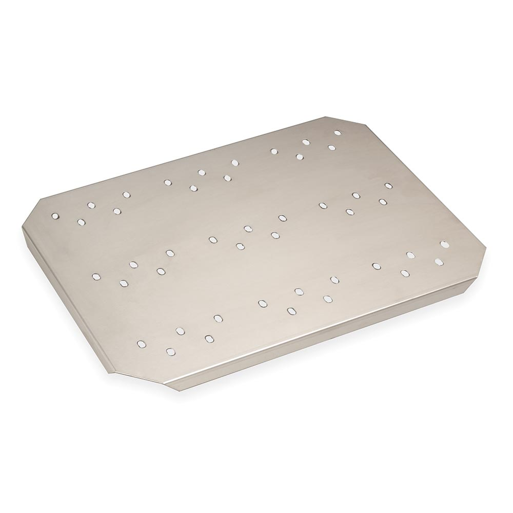 "Advance Tabco A-43 36"" Ice Bin False Bottom, Stainless"