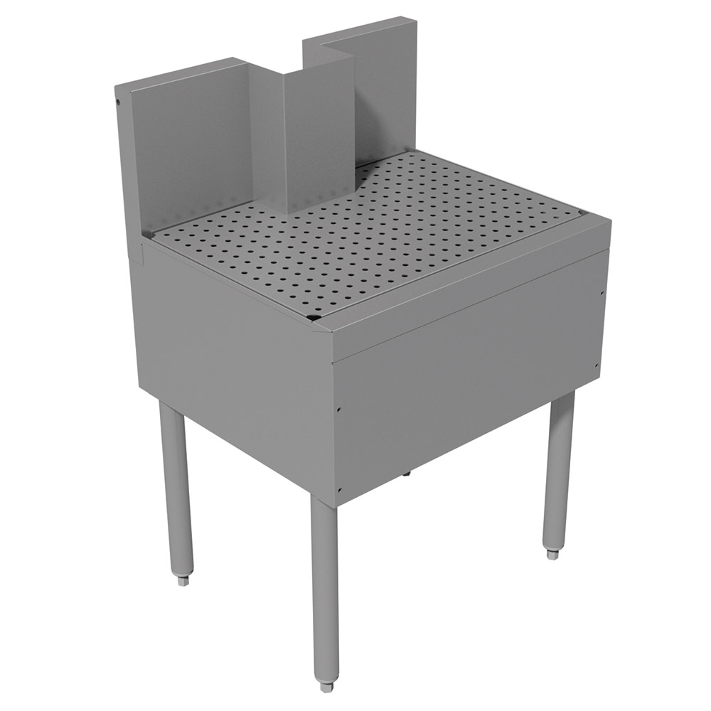 """Advance Tabco PRBD-19-24 24"""" Free Standing Prestige Beer Drainer w/ 1"""" Drain, Stainless"""
