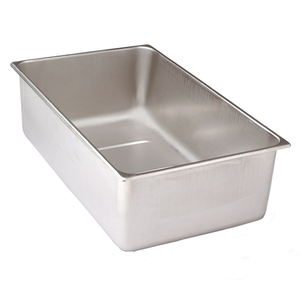 Advance Tabco SP-A-X Full Size Spillage Pan, Aluminum