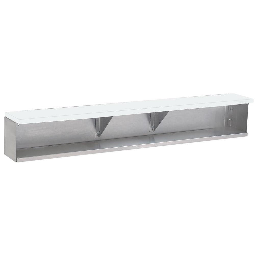 "Advance Tabco TDS-3 Add-On Dish Shelf, 47-1/8"""