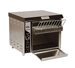 APW Wyott XTRM-1 Countertop Conveyor Toaster, 1.5-in Opening, 350 Units/Hr, 120 V