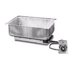 "APW BM-30D Built In Hot Food Well, Drain, 12 x 20"" Pan, Stainless, 208 V"