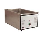 Apw Wyott CWM-2V Full Size Food Cooker/Warmer, 22 Qt, Wet or Dry, Stainless, 120 V