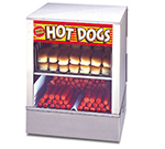 A P W Wyott DS-1A Hot Dog Steamer, Bun Warmer, 150-Franks, 60-Buns, 120 V