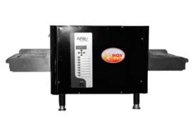 APW Wyott FLEXWAV1829EZ 2083 Flexwave Pass-Thru Conveyor Oven 18 in Belt Solid State Controls 208/3 V Restaurant Supply
