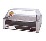 APW HR-50 50 Hot Dog Roller Grill - Flat Top, 120v