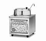APW Wyott W-4B Countertop Warmer, 4 Qt Round Pan, Infinite Controls, Stainless, 120 V