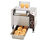 APW Wyott M-95-2 Bread Bun Grill Toaster w/ Low-Profile Vertical Conveyor, 240/1 V