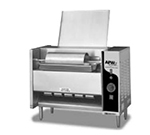 APW M-95-3 Vertical Conveyor Bun Grill Toaster, 1300 Units/Hr, Stainless, 240 V