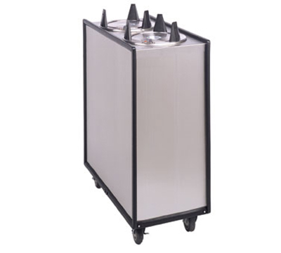 APW Wyott ML2-6.5 Lowerator Dish Dispenser, Two Tubes, Ma...