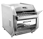 APW Wyott ECO4000-350E Countertop Conveyor Toaster w/ 1.5 x 10-in Wide Opening, Variable Speed