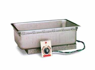 "APW TM-90 Drop-in Food Warmer, 12 x 20"" Pan Opening, 120 V"
