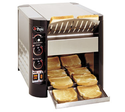 "APW XTRM-2H Conveyor Toaster - 600-Slices/hr w/ 3"" Product Opening, 240v/1ph"