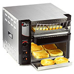 "APW AT EXPRESS Conveyor Toaster - 300-Slices/hr w/ 1.5"" Product Opening, 120v"