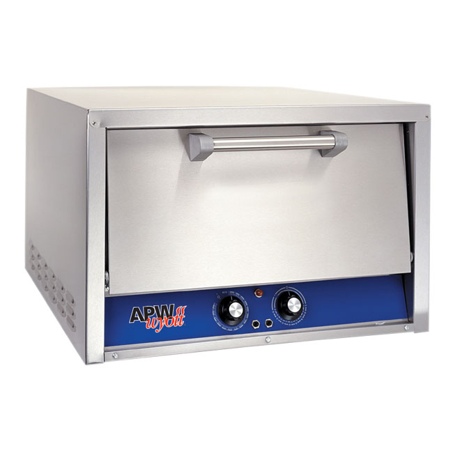 APW CDO-18 Countertop Pizza Oven - Single Deck, 120v