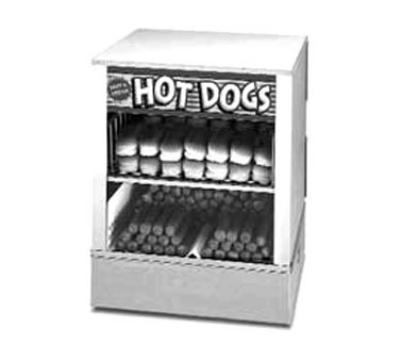 APW DS-1AP Hot Dog Steamer Self-Service Bun Steamer/Warmer Restaurant Supply