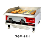 "APW Wyott GGT-18I 18"" Griddle - 1"" Steel Plate, Thermostatic Control, NG"