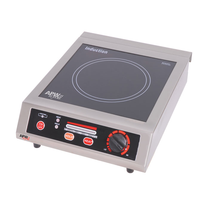 ... Induction Cooktop Countertop Commercial Induction Cooktop w/ (1