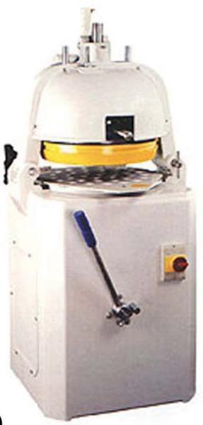 Bakemax BMBD036 Semi Automatic Bun Divider/Rounder, Divides & Rounds 36 Dough Balls