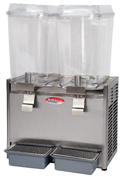 Bakemax BMCDD01 5 Gallon Cold Drink Dispenser w/High Grade Compressor
