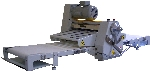"Bakemax BMCRS01 Countertop Dough Sheeter, Reversible, 17"" X 67""Work Length"