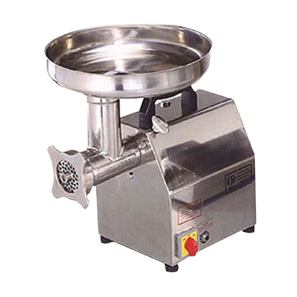BakeMax BMMG001 Meat Grinder, Electric, Countertop, 250 lb Per Hour
